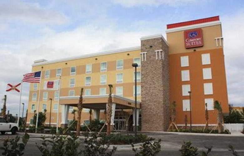 Comfort Suites Tampa - Hotel - 0