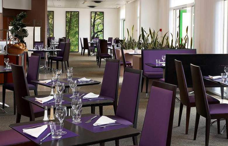Novotel Saint Quentin Golf National - Restaurant - 92