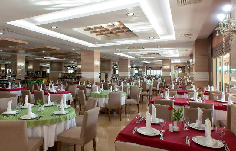 Adalya Ocean Deluxe - Restaurant - 2
