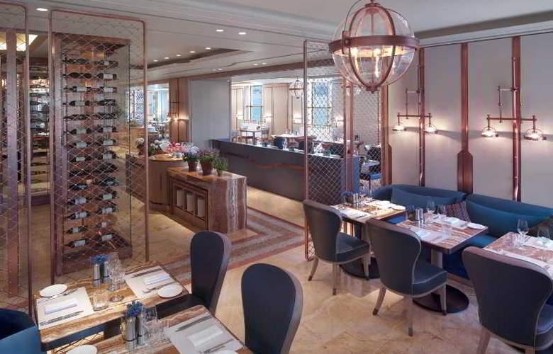 Shangri La Bosphorus Istanbul - Restaurant - 42