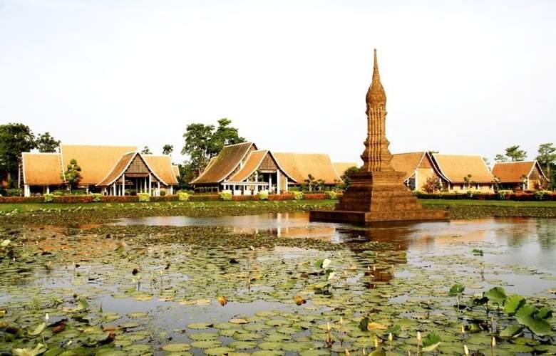 Sukhothai Heritage Resort - Hotel - 10