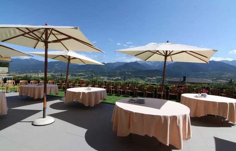 Muntanya & SPA Hotel - Terrace - 7