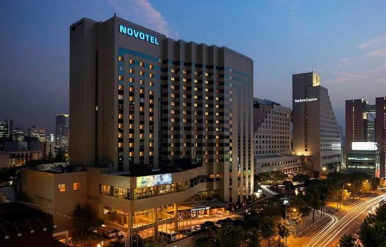 Novotel Ambassador Seoul Gangnam - Hotel - 30