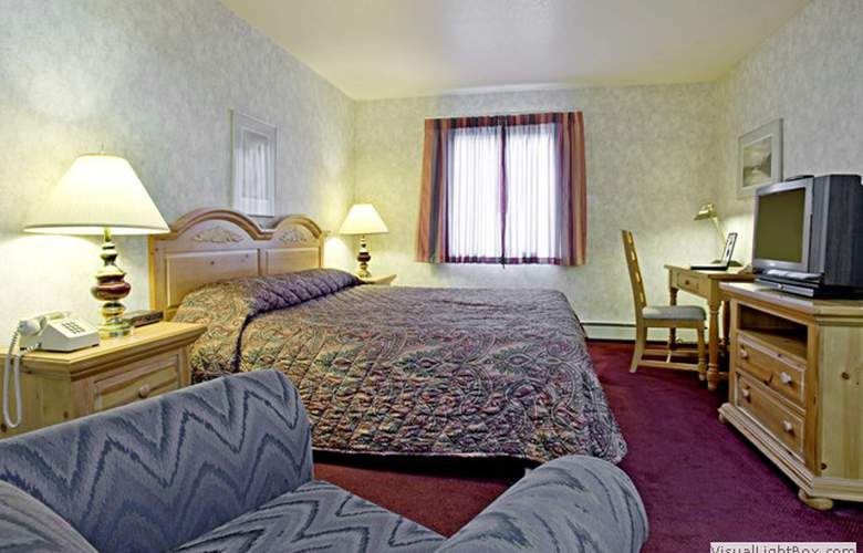 America's Best Value Inn Executive Suites Airport - Room - 2