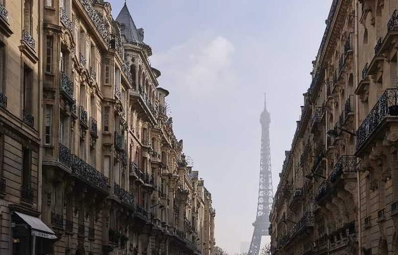 Plaza Tour Eiffel - Hotel - 10