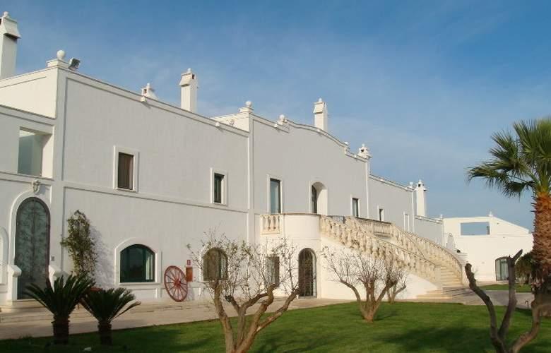Masseria Relais Del Cardinale - Hotel - 2