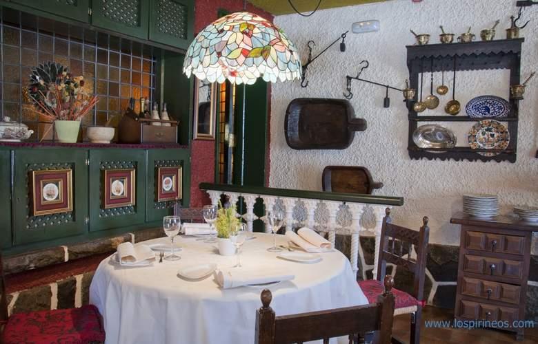 Eguzki Lore - Restaurant - 5