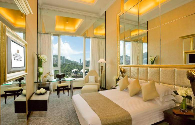 Regal Hong Kong - Room - 7