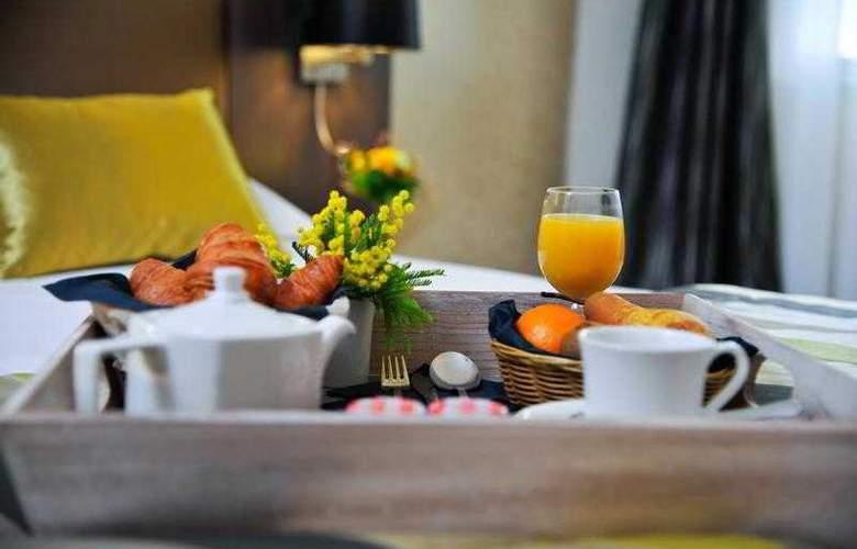 Best Western Elixir Grasse - Hotel - 87