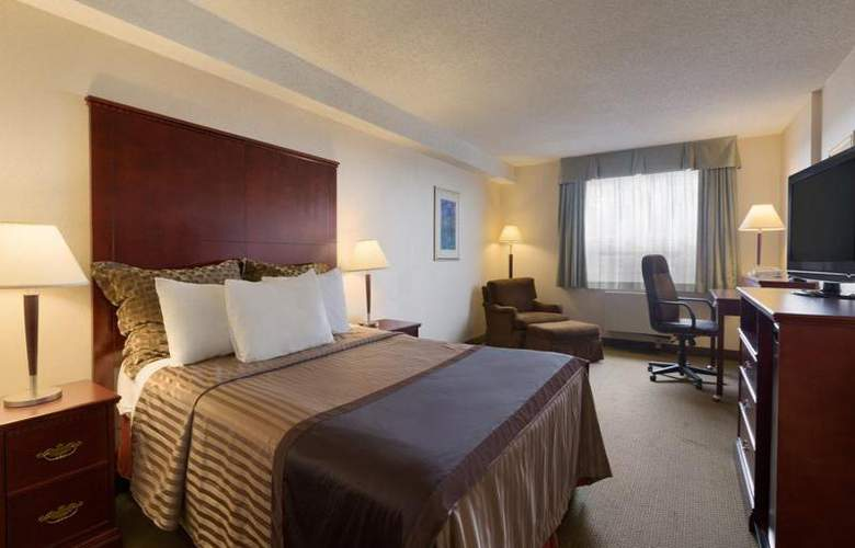 Travelodge Hotel Vancouver Airport - Room - 11