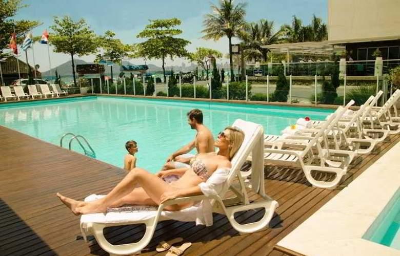Marambaia Cassino Hotel & Convention - Pool - 3