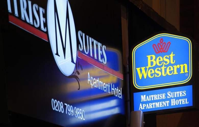Best Western Maitrise Suites - Hotel - 43