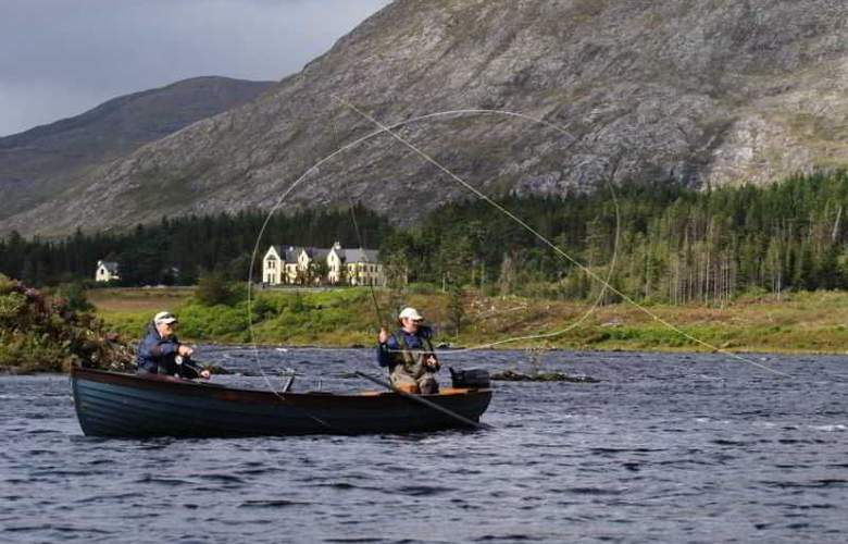 Lough Inagh Lodge Hotel - Hotel - 6