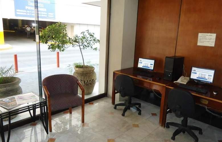 Best Western Hotel Santorin - Conference - 21