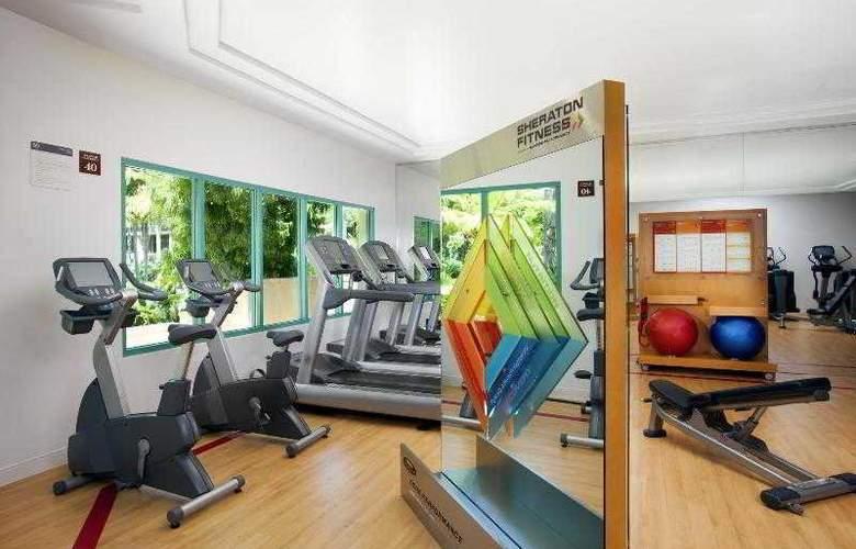 Sheraton La Jolla Hotel - Sport - 17