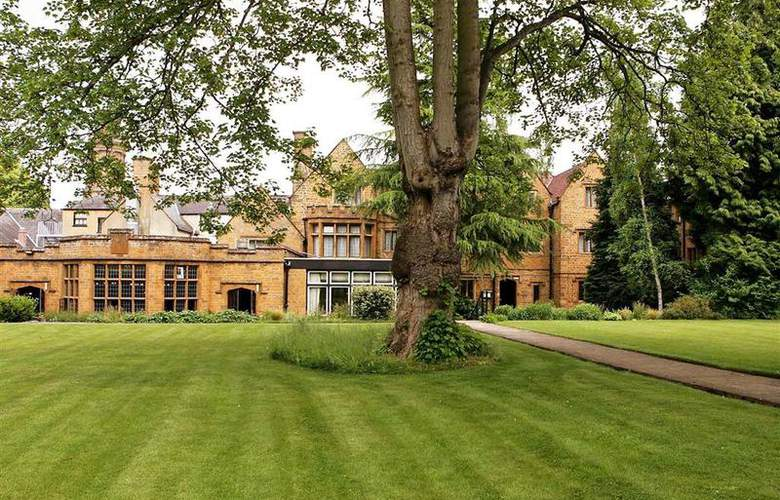 Mercure Banbury Whately Hall Hotel - Hotel - 51