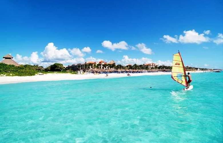 Sandos Playacar Beach Experience Resort - Beach - 5