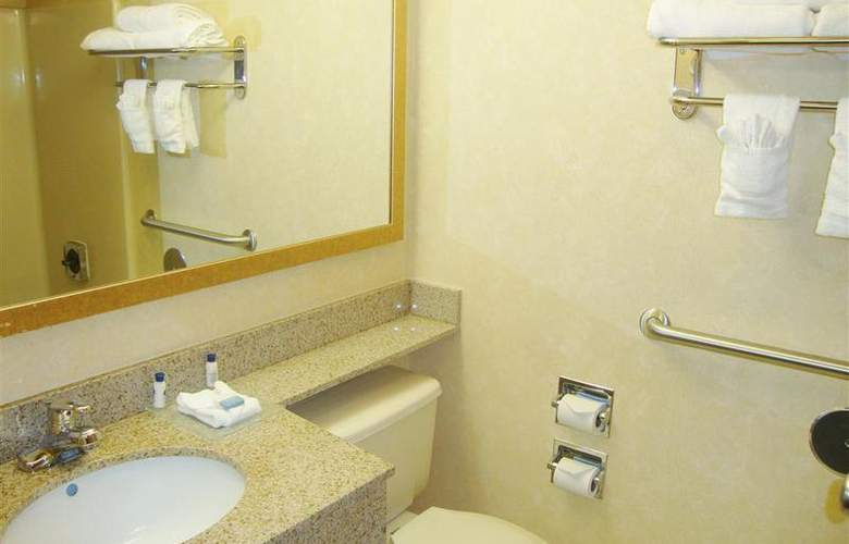 Best Western West Towne Suites - Room - 43
