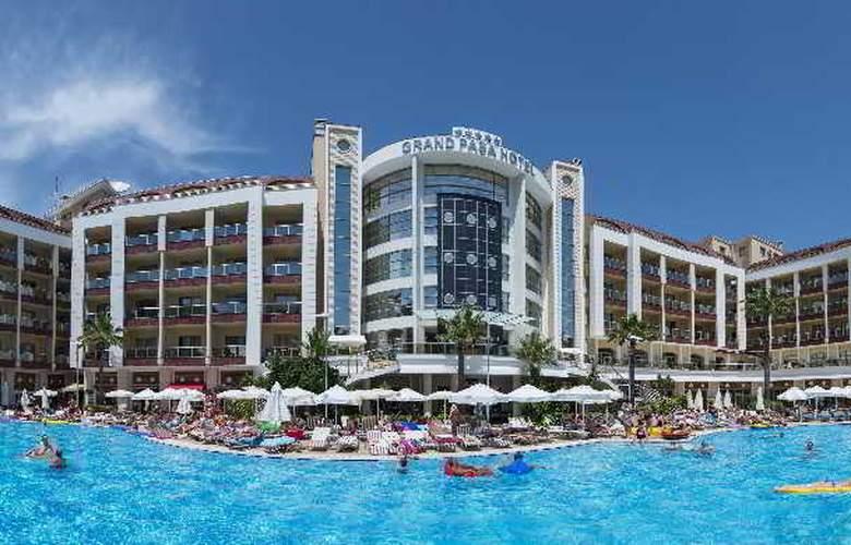 Grand Pasa Hotel - Hotel - 11