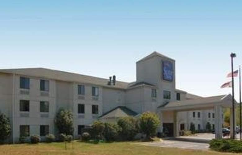 Sleep Inn West - Hotel - 0