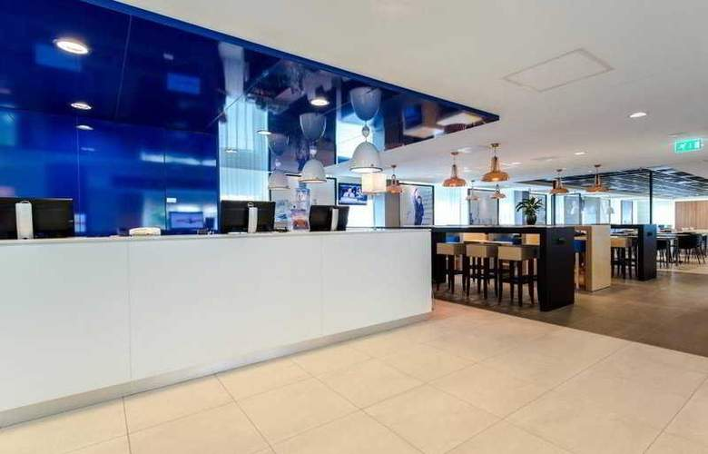 Holiday Inn Express Rotterdam-Central Station - General - 6