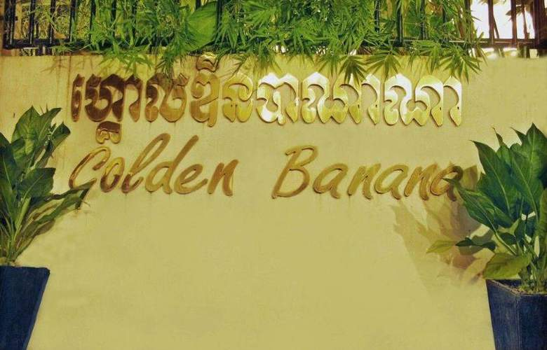 Golden Banana Boutique Resort - Hotel - 0