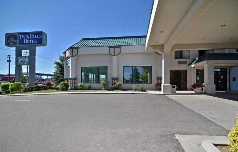 Best Western Plus Twin Falls Hotel - Hotel - 46