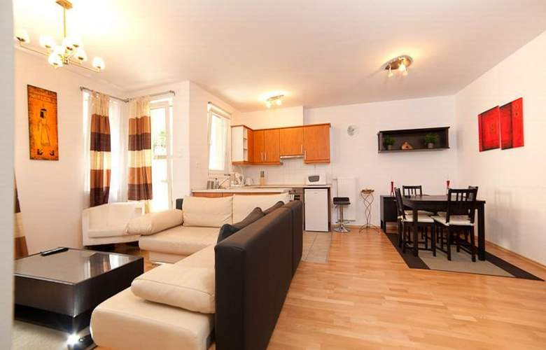 Nova Apartments - Room - 8