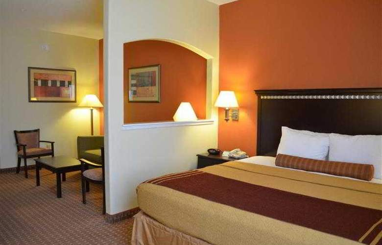 Best Western Greenspoint Inn and Suites - Hotel - 58