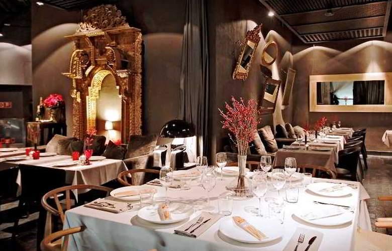 EME Catedral Hotel - Restaurant - 7
