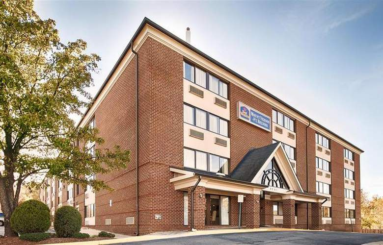Best Western Mount Vernon Ft. Belvoir - Hotel - 31