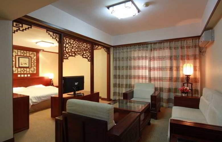 Beijing Shindom Inn Qian Men Tian Jie - Room - 8