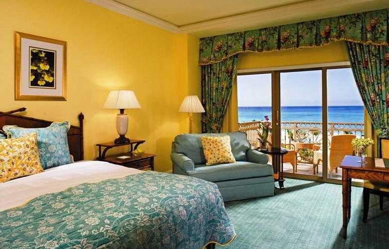 Ritz Carlton Grand Cayman - Room - 2