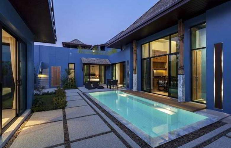 Two Villas Holiday Wings Phuket Villa, Layan Beach - Room - 5