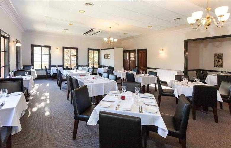 Mercure Port of Echuca - Restaurant - 4