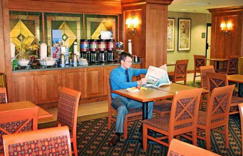 Hampton Inn Indianapolis- Carmel - Hotel - 4