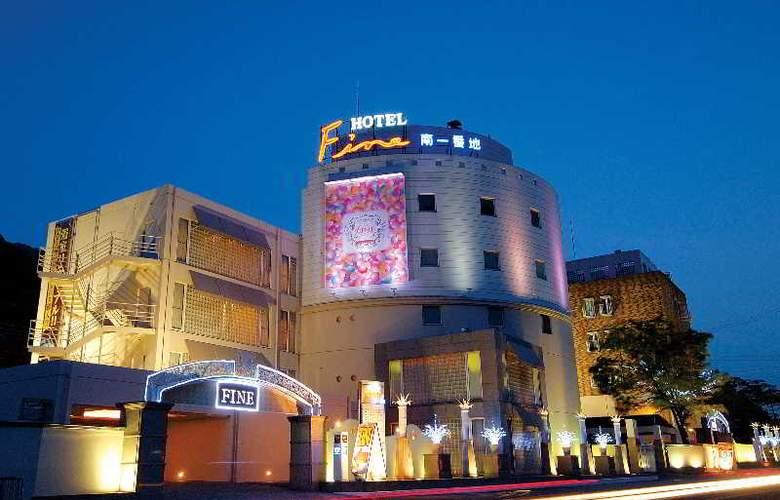 Hotel Fine Misaki Minami Ichibanchi - Hotel - 3
