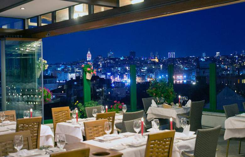 Orient Express Hotel - Sirkeci Group - Terrace - 39