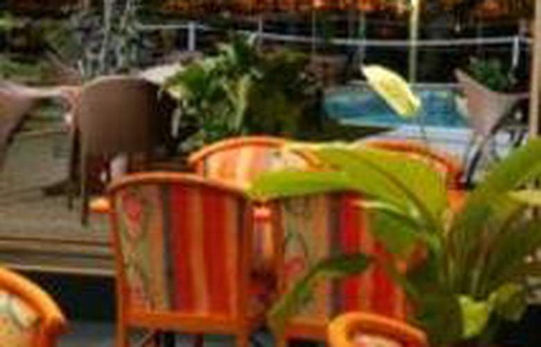Interhotel Neptune Montpellier - Terrace - 9