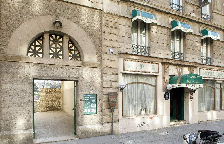 Des Arenes - General - 1