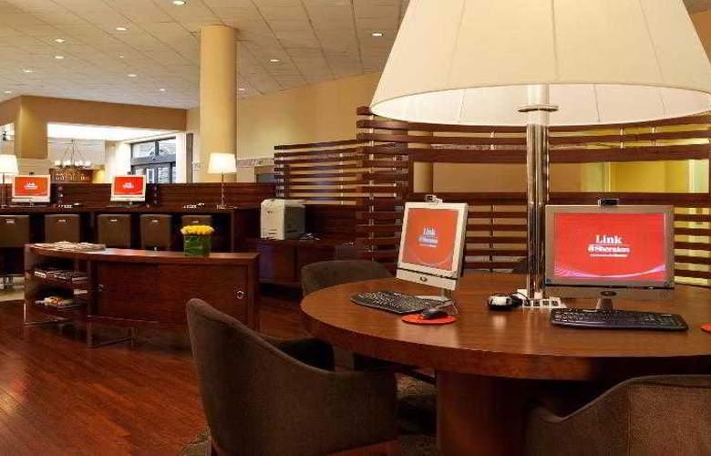 Sheraton Parsippany Hotel - Hotel - 12