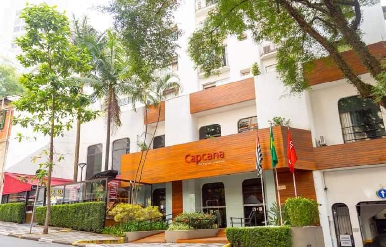 Capcana Sao Paulo Jardins - Hotel - 0