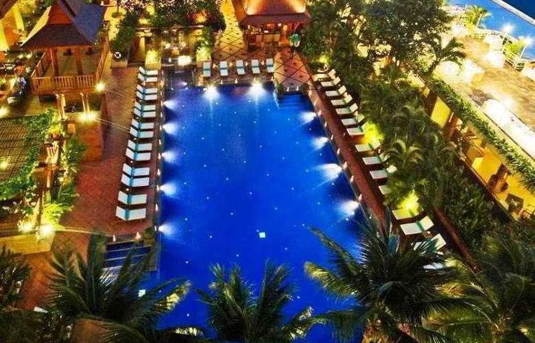 Ramada Plaza Menam Riverside Bangkok - Room - 9