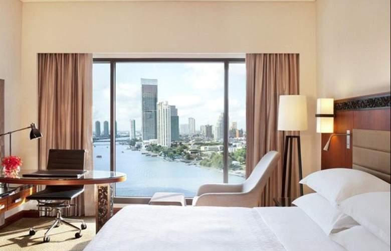Royal Orchid Sheraton - Towers Bangkok - Room - 8
