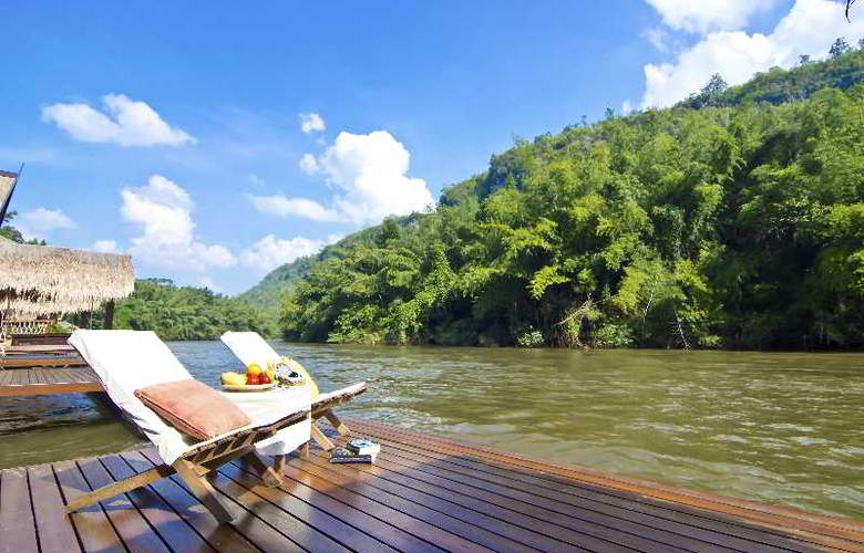 The Float House River Kwai - Terrace - 22