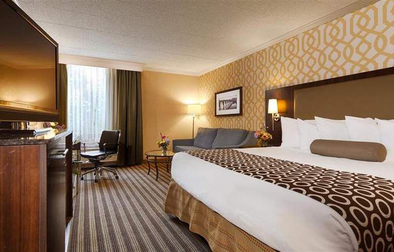 Best Western Premier The Central Hotel Harrisburg - Room - 39