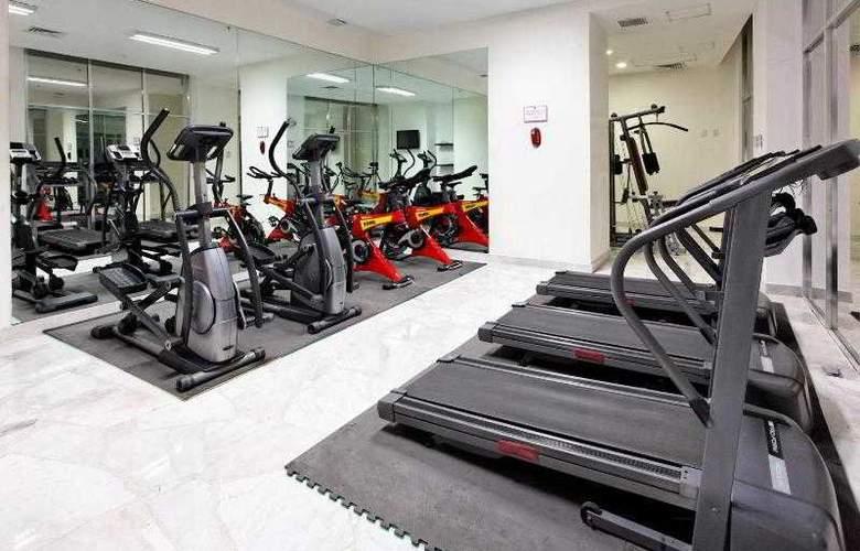 Crowne Plaza Resort Mazatlan - Sport - 57