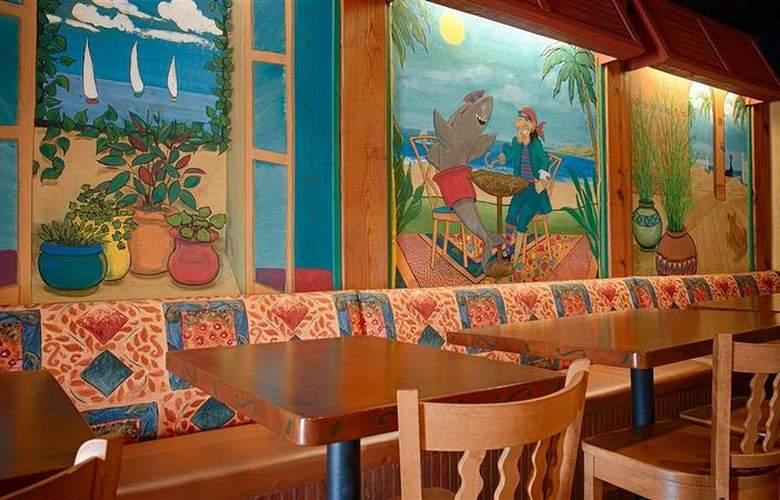Best Western Plus Orlando Gateway Hotel - Restaurant - 89