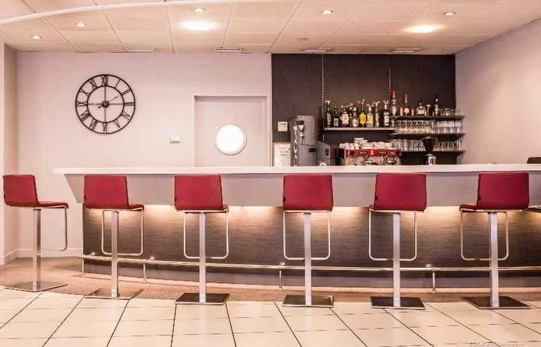 Quality Hotel Pau Centre Bosquet - Bar - 7