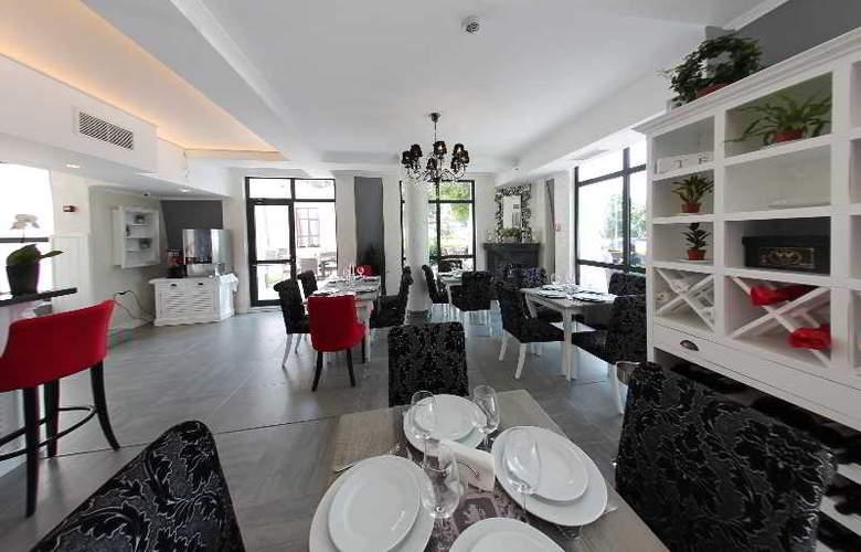 White Rock Castle, Suite hotel - Restaurant - 26